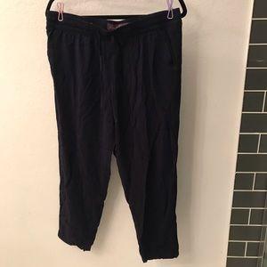 ⚡️Dark navy or black lounge pants/ active wear